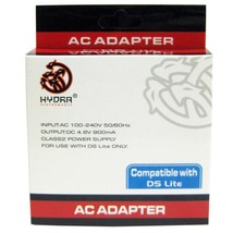 DS Lite AC Adapter Hydra Performance Accessories New In The Box - $6.52