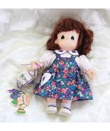 Precious moments Garden of Friends Iris (May) Doll - $12.50