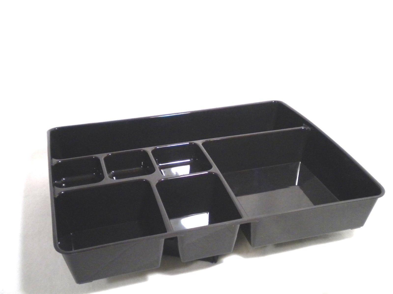 black 2 5 deep office desk drawer organizer tray desk. Black Bedroom Furniture Sets. Home Design Ideas