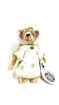 "Ganz Cottage Collectibles""FAITH"" #CC7250- 3"" Angel Bear- Artist Linda Ku... - $19.99"