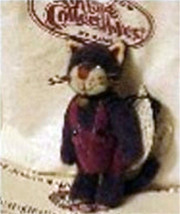 "Ganz Cottage Collectibles""MEOW"" #CC7001- 3"" Cat- Artist Lorraine Chien- NWT - $16.99"
