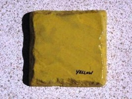 115-25 Yellow Concrete Cement Powder Color 25 Lbs. Makes Stone Pavers Tile Brick image 2