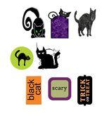 Mix Black Cats-Digital Download-ClipArt-Art Cli... - $3.00