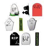 Graveyard-Digital Download-ClipArt-Art Clip-Dig... - $3.00