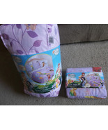 Disney Tinkerbell Fairies 4 Piece Twin/Single S... - $70.00