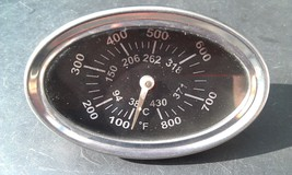 9L44 THERMOMETER FROM BBQ GRILL, GOOD CONDITION - £6.89 GBP