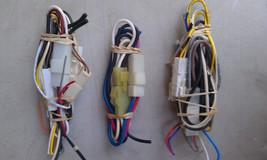 9 L05 Electrical Disconnects, As Shown, Good Condition - $10.00