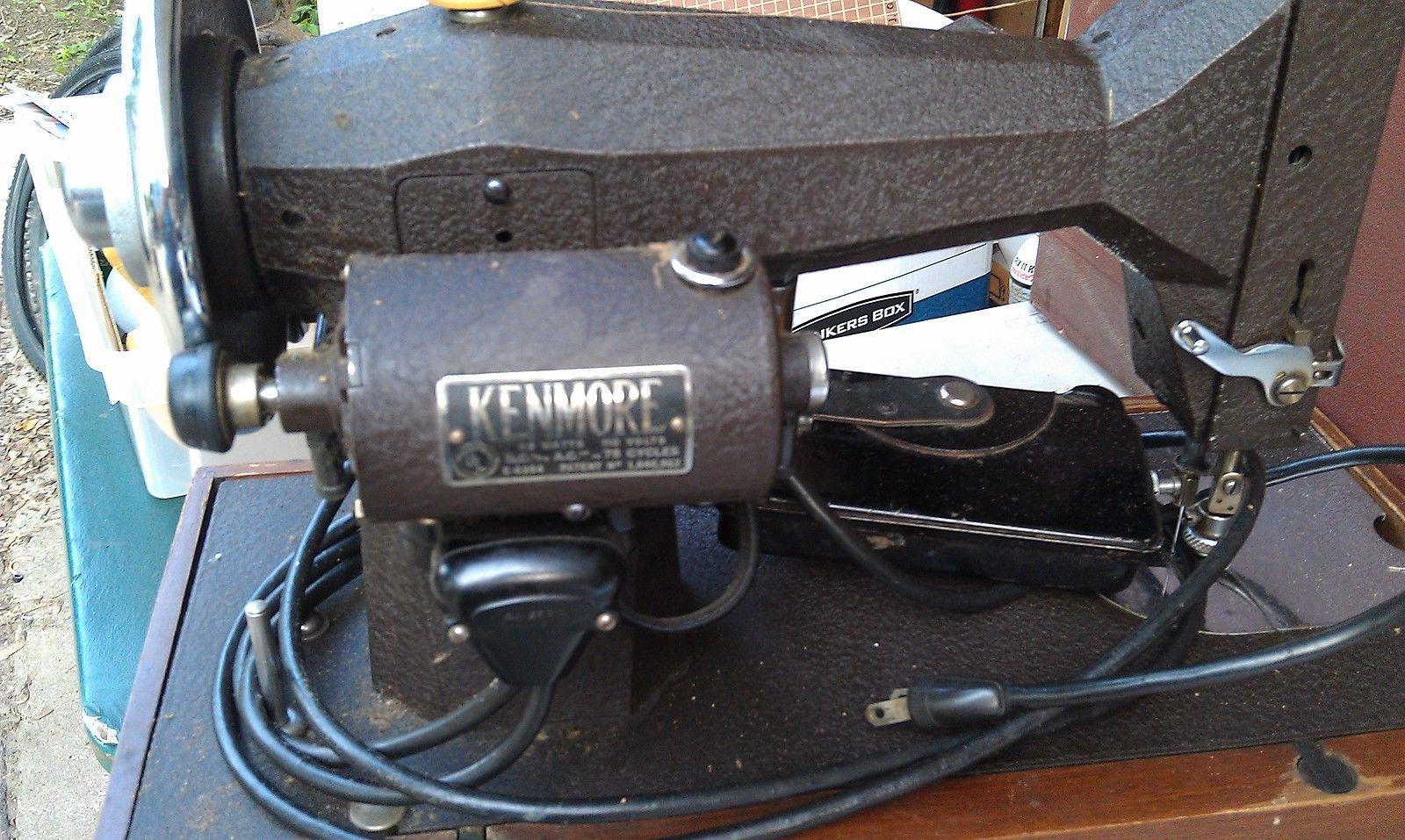 kenmore sewing machine motors