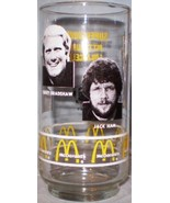 McDonalds Glass Pittsburgh Steelers Super Bowl XIV Davis Bradshaw Ham - $10.00