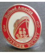 Holland America 50 Day Mariner Pin + Velveteen Bag - $9.99