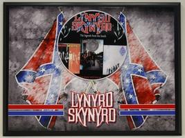 LYNRYD SKYNRYD #2 PICTURE CD LTD EDITION PLAQUE FREE U.S. PRIORITY SHIPPING - $60.95