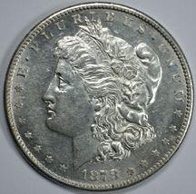 1878 S Morgan silver dollar AU details - $56.00