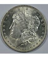 1883 O Morgan silver dollar BU details - $65.00