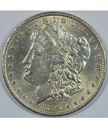 1896 P Morgan silver dollar BU details - $60.00