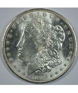 1904 O Morgan silver dollar AU details - $60.00