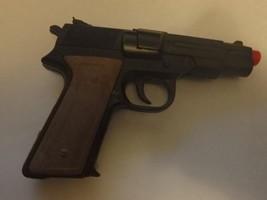 Die Cast Western Cowboy Series 45 Mag  In Black 8 Shot Cap Gun Prop Gun - $12.99