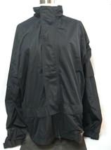 Callaway Mens Golf Windbreaker Jacket Black Size Large Mechanical Stretch - $18.80