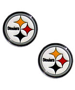 Pittsburgh Steelers Licensed Stud Earrings - $10.00