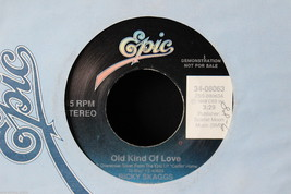 Ricky Skaggs Old Kind Of Love Promo on Epic Records #34-08063 1988 45-rp... - $7.91