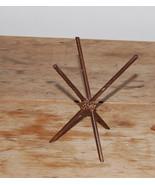 Vintage Steel Wire Tripod Rope Braid Wire Binding - $45.00