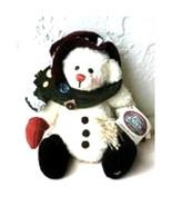 "Ganz Cottage Collectibles""MAMA SNOWDOM"" #CC1157- 11"" Bear- Artist Lorrai... - $39.99"