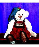 """Ganz Cottage Collectibles """"WISHY""""  #CC11189- 11"""" Bear- Artist Lorraine C... - $39.99"""