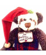 "Ganz Cottage Collectibles""WASHY"" #CC11190- 11"" Panda Bear- Artist Lorrai... - $39.99"
