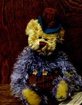 "Ganz Cottage Collectibles""LIBERTY"" #CC11093-  8"" Bear- Artist Lorraine Chien - $29.99"