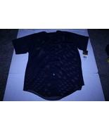 Men's Wilson A8512 L NWT Baseball Jersey (Navy Blue) Wilson - $12.19