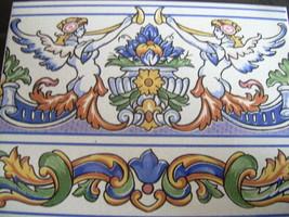 vintage ceramic tile - $20.00