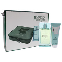 Lolita Lempicka Green Lover 3  Pc Gift Set - $146.92