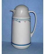 Corelle Corning Thermique Country Violets Coffee Carafe 1 quart - $14.99