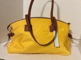 Dooney & Bourke Yellow Large Duffle - $207.90