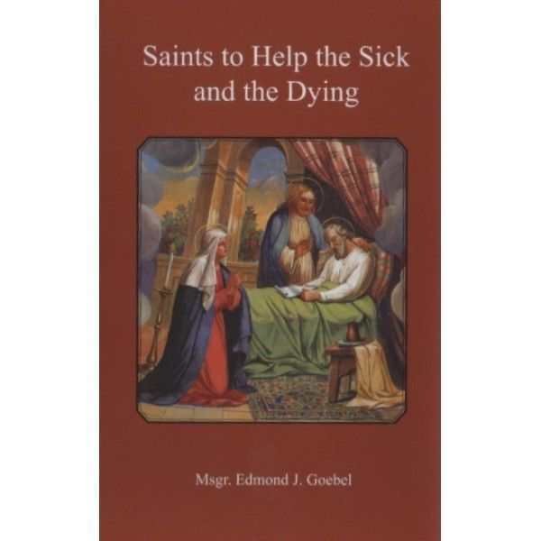 Saints to Help the Sick and the Dying - B-53-89029