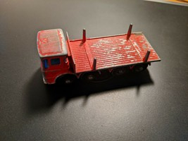 Matchbox series No 10 Vintage Toy Diecast Pipe Truck Made in England by Lesney - $5.99