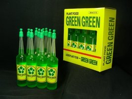 ChingWenArts Green Green Plant Food 10 Bottles, F9950 - $9.31