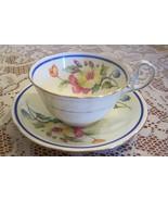 Aynsley - Teacup and Saucer - $55.00