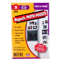 5/Pack 4 X6 Photo Magnets - $9.99