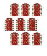 Santa Mice Tag2-Digital Download-ClipArt-ArtClip-Digital Art   - $4.00