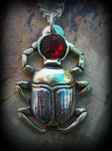 Egyptian Magick Psychic Transformation Amulet Astral Third Eye Lucid Dream Spell - $129.00