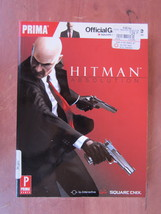 Hitman absolution paperback official guide book for sale by owner!! - $9.85