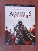 Assassins Creed II the complete official paperback guide book for sale!!! - $9.75