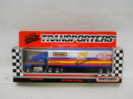 1993 Matchbox Transporters 1:87 Scale Diecast: Phil Parsons #29 White Rose - new - $12.99