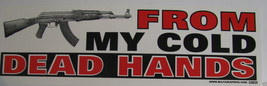 Decal / Sticker 3X10 Semi Assult rifle from my ... - $4.90