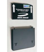 NEW OEM Novatel Wireless Battery MiFi 2200 + Standard Back Cover Door Ve... - $14.99