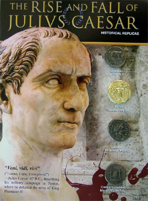 (DM 006) Rise and Fall of Julius Caesar *