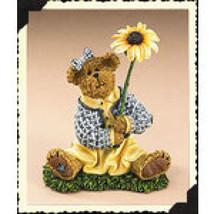 """Boyds Bearstone """"Susan.. Shady Days"""" #2277969- NIB- 2006- Retired - $21.99"""