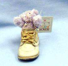 "Boyds Bears ""Lillie.. Tiney Toes"" Bear Foot Friends- #641010- NIB- 2003 - $12.99"