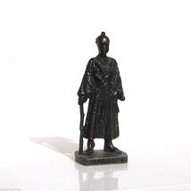 Samurai 1 Kinder Surprise Metal Soldier Figurine Vintage Toy 4 cm - $7.87