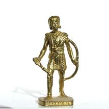 Tahrohon Kinder Surprise Metal Soldier Figurine Vintage Toy 4 cm - $6.88